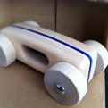 RootsRoller BACK-TO-BASICS  Design Toy  Made in USA