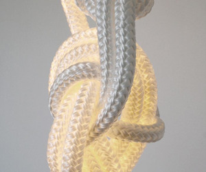 ROPES Lamps by Christian Haas