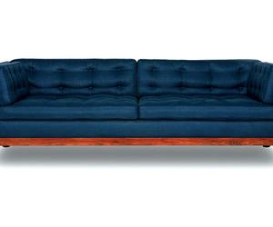 Rosewood Sofa by Annabelle Selldorf
