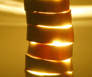 Rough Cut Lamp by J Schatz