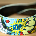 Roy Lichtenstein Camera Straps