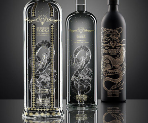 Royal Dragon Superios Vodkas