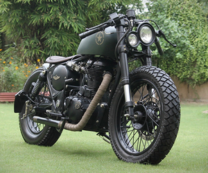 Royal Enfield 500CC Classic | by Rajputana Customs