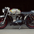 Royal Enfield Bullet: 'The Badger'