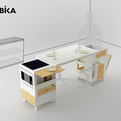 Rubika: Concept Kitchen Design from Lodovico Bernardi
