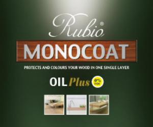 Rubio Monocoat Natural Oil Finishes