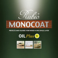 Rubio Monocoat Natural Oil Finishes