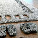 Tapistongs Rug With Matching Slippers!