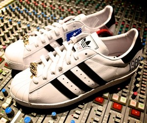 Run D.M.C. x Adidas Originals Superstar 80s