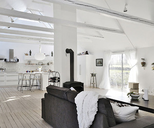 Rural Contemporary Home in South Sweden