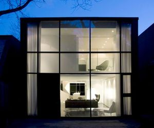 Russel Hill Road House in Toronto by GH3 Architects