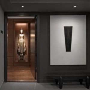 Russian Hill Apartment Interior by Zack|de Vito Architecture