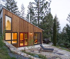 Russian River Studio by Cathy Schwabe Architecture