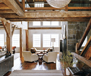 Rustic Barn With A Modern Twist by S. Russell Groves