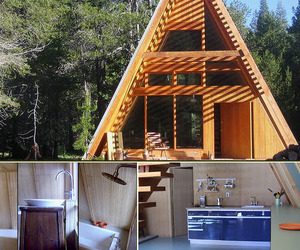 Rustic But Modern, Far Meadow Cabin Rentals in Yosemite