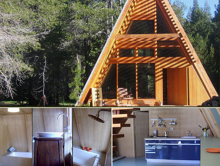 Rustic But Modern Far Meadow Cabin Rentals In Yosemite