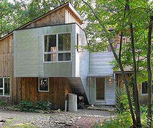 Rustic Cabin Gets Rockin' Remodel by Madlab