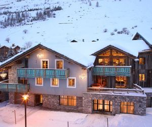 Rustic-Chic Chalet Lhotse in Val d'Isère, France