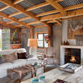 Rustic-chic Farmhouse by Elizabeth Lopez-Quesada