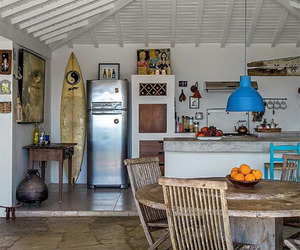 Rustic Fisherman's House in Buzios by Das Canoas