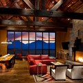 Rustic Stock Farm Residence in Montana