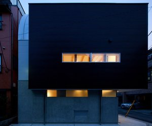 S house by Ozawa Design