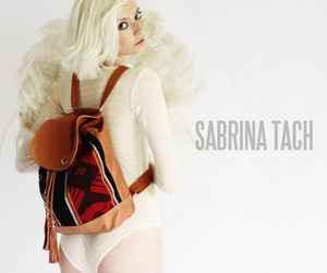 Sabrina Tachdjian Inca backpack