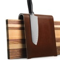 Saddle: magnetic knife block
