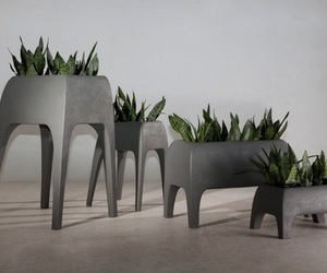 Safari Planters By Kenneth Cobonpue For Hive