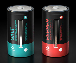 Salt and Pepper Battery-You'll be Surprised