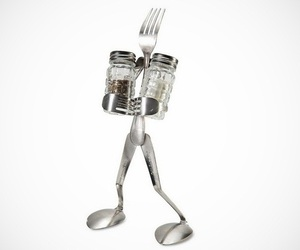 Salt and Pepper Man Stand