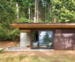 Salt Spring Island Cabin - Olson Kundig Architects