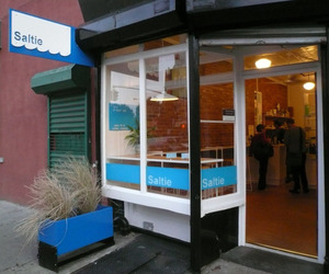 Saltie, a cute little eatery in Brooklyn