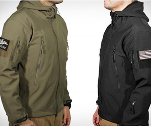 Samaritan Jacket by Master & Commander