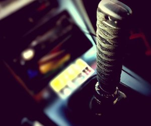 Samurai Sword Gear Stick