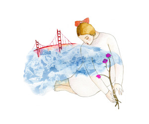 San Francisco. an Illustrated Journey