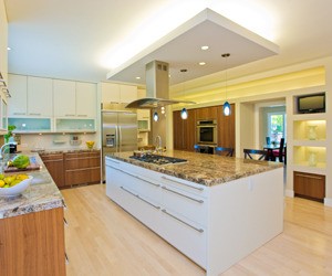 San Francisco Bay Area Modern Kitchen Design