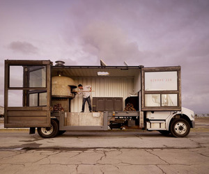 San Francisco Shipping Container Food Truck