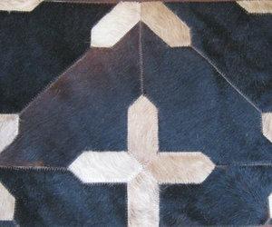 San Isidro Cowhide Patchwork Rug | Custom
