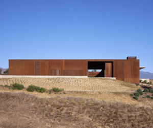 Santa Ynez Residence by Frederick Fisher and Partners