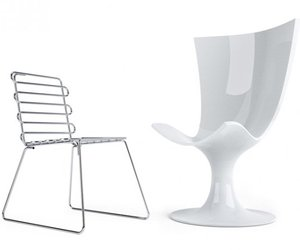 Santos chair by grupohewi