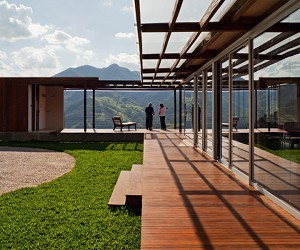 Sao Francisco Xavier House by Nitsche Arquitetos