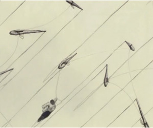 Sariel Keslasi | Fields of Needles