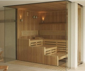 Sauna by Klafs