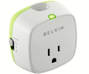 Save Energy with the Belkin Conserve Lineup