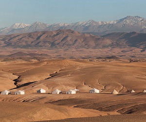 Scarabeo Camp, Morocco