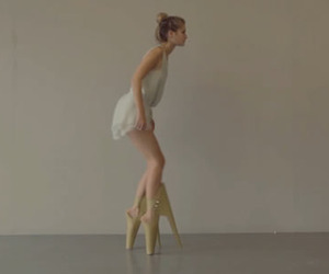 Scary Beautiful Reverse Heels