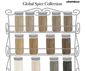 Schattdecor Introduces the Global Spice Collection