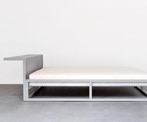 Schellmann Bed by Jörg Schellmann