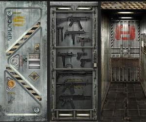 Sci-fi Themed Doors